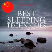Best sleeping techniques for all in chinese mandarin