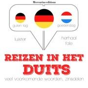 Reizen in het Duits