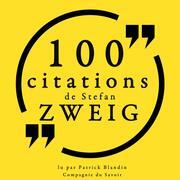 100 citations de Stefan Zweig