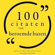 100 citaten van beroemde bazen