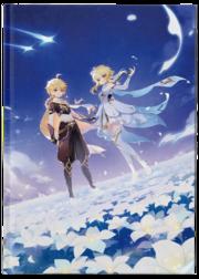 Genshin Impact - Travelers - Notizbuch