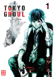 Tokyo Ghoul 1 - Cover