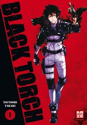 Black Torch 1 - Cover