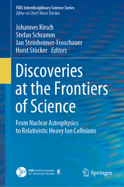 Discoveries at the Frontiers of Science