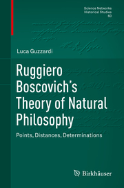 Ruggiero Boscovich's Theory of Natural Philosophy