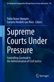 Supreme Courts Under Pressure