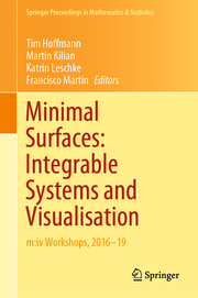 Minimal Surfaces: Integrable Systems and Visualisation