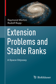 Extension Problems and Stable Ranks