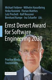 Ernst Denert Award for Software Engineering 2020