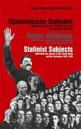 Stalinistische Subjekte /Stalinist Subjets /Sujets staliniens