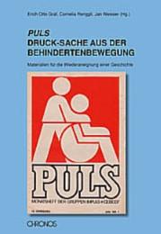 'Puls' - Druck-Sache aus der Behindertenbewegung