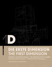 1D - Die erste Dimension - 1D - The First Dimension - Cover