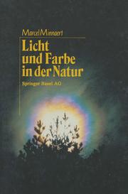 Licht und Farbe in der Natur