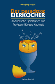 Der paradoxe Eierkocher - Cover