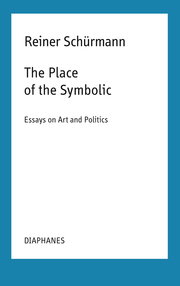 The Place of the Symbolic