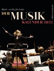 Der Musik Kalender 2022