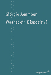 Was ist ein Dispositiv?