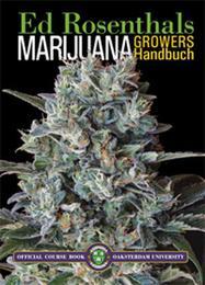 Ed Rosenthals Marijuana Growers Handbuch - Cover