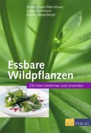 Essbare Wildpflanzen - Cover