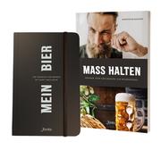 Paket: Sachbuch 'MASS HALTEN' plus Tagebuch 'MEIN BIER'