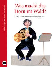 Was macht das Horn im Wald? - Cover