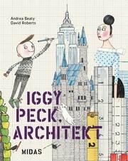 Iggy Peck, Architekt - Cover