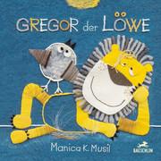 Gregor der Löwe - Cover