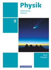 Physik - Ausgabe Volk und Wissen - Mittelschule Sachsen - Neue Ausgabe