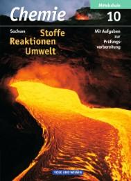Chemie: Stoffe, Reaktionen, Umwelt, Mittelschule Sachsen