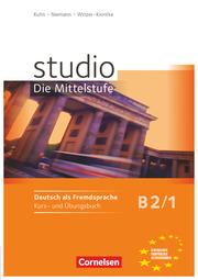 Studio: Die Mittelstufe - Deutsch als Fremdsprache