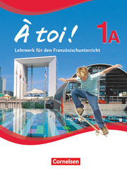 À toi ! - Fünfbändige Ausgabe