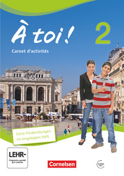À toi ! - Vier- und fünfbändige Ausgabe