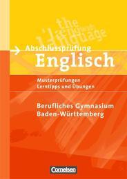Abschlussprüfung Englisch, BW, BGy