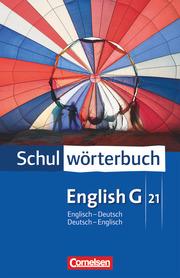 Cornelsen Schulwörterbuch - English G 21