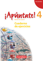Apúntate! - 2. Fremdsprache - Ausgabe 2008