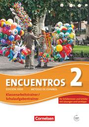 Encuentros - Método de Español - 3. Fremdsprache - Edición 3000