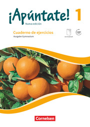 Apúntate! - 2. Fremdsprache - Ausgabe 2016