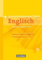 Vorbereitungsmaterialien für VERA - Vergleichsarbeiten/Lernstandserhebungen - Englisch