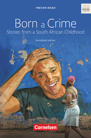 Born a Crime - Cover