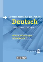Vorbereitungsmaterialien für VERA - Vergleichsarbeiten/Lernstandserhebungen - Deutsch