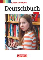 Deutschbuch Gymnasium - Bayern - Neubearbeitung - Cover
