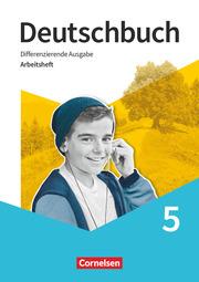 Deutschbuch - Sprach- und Lesebuch - Differenzierende Ausgabe 2020