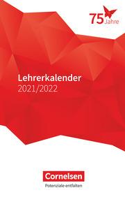 Lehrerkalender - Ausgabe 2021/2022