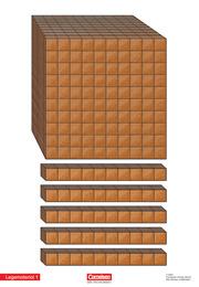 Einstern - Mathematik - Kartonbeilagen zu Ausgabe 2004