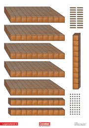 Einstern - Mathematik - Kartonbeilagen zu Ausgabe 2004 - Band 4