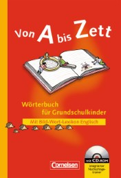 Von A bis Zett, Wörterbuch für Grundschulkinder, Gs