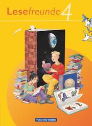 Lesefreunde - Lesen - Schreiben - Spielen - Östliche Bundesländer und Berlin - Ausgabe 2010