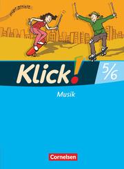 Klick! Musik - Mittel-/Oberstufe - Westliche Bundesländer - Cover