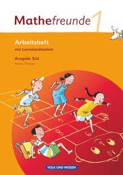 Mathefreunde - Ausgabe Süd 2010 (Sachsen, Thüringen)