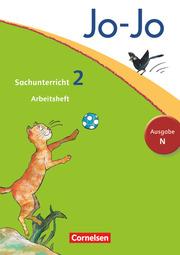 Jo-Jo Sachunterricht - Ausgabe Niedersachsen, Bremen, Hamburg, Schleswig-Holstein